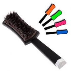 "DISTRIKA ""BRUSH""- ORANGE/GREEN/PINK/BLUE"